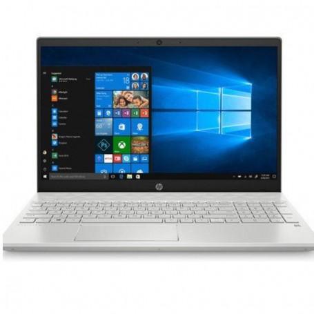"""HP 15.6"""" FHD Intel N4020 4GB RAM 1TB HDD Laptop with Win 10 - Silver (15s-du1087TU)"""